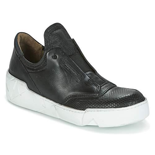 Airstep/A.S.98 Concept Botines/Low Boots Mujeres Negro - 35 - Botas De Caña Baja Shoes