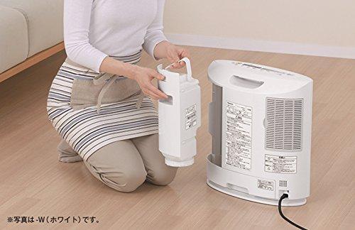 Panasonic(パナソニック)『加湿機能付きセラミックファンヒーター(DS-FKX1205)』