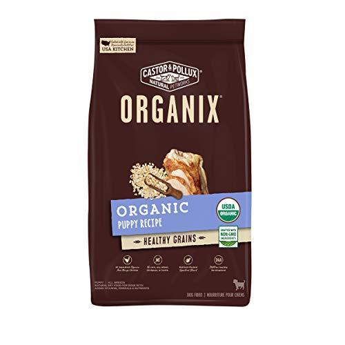 Castor & Pollux Organix with Healthy Grains Organic Puppy Dry Dog Food - 10LB Bag