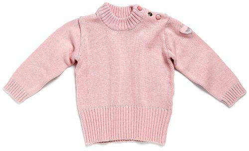 Liegelind Kids-Fun-Fashion 31701 - Mädchen Strickpullover, Größe 44 Farb-Nr. 33 rosa