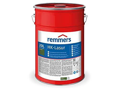 Remmers Aidol HK-Lasur - tannengrün 20ltr