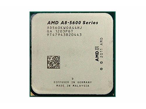 AMD A8-5600K Trinity Quad-Core 3.6GHz (3.9GHz Turbo) Socket FM2 904-pin 100W Desktop APU (CPU + GPU) with DirectX 11 Graphic AMD Radeon HD 7560D