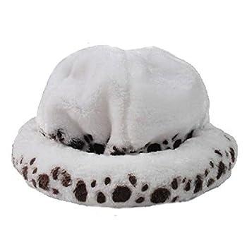 F&C One Piece Anime Trafalgar Law Plush Hat Cosplay Costume