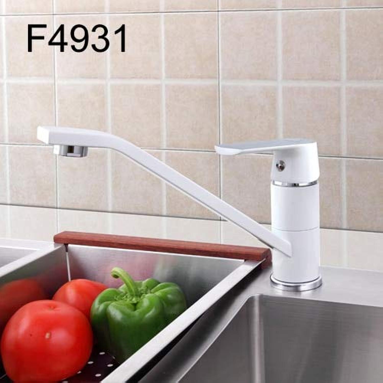 U-Enjoy Kronleuchter Set Art Und Weise 1-Art-Küchen Top-Qualitt-Hahn-Multi-Farbe-Kalt- Und Warmwasserhhne Wissen Orange Wasser Grün 360 Umdrehung F4931 & F4932 & F4933 Kostenloser Versand [F4931]