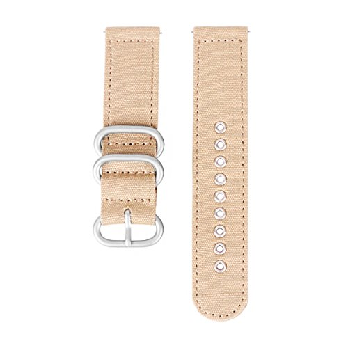 Cinturini per orologi Khaki di fascia alta da 22 mm Cinturini per orologi...