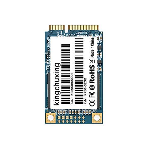 MSATA-SSD, 512 GB 3D-NAND Lesen 499 MB / S - Schreiben 395 MB / S Internes Solid-State-Laufwerk (10 S Zum Booten) Für Laptop- Und PC-Desktop-SSD (32 GB, 64 GB, 128 GB, 256 GB, 512 GB, 1 TB)