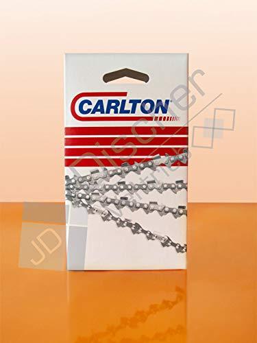 3 Carlton Sägeketten 3/8P-1,3-52 für 35cm Bonus EKS 1800-35