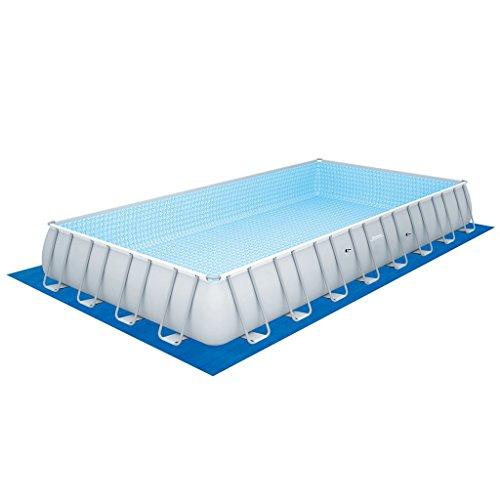 Piscina rectangular Bestway estructura en acero 956x 488x 132cm 56479