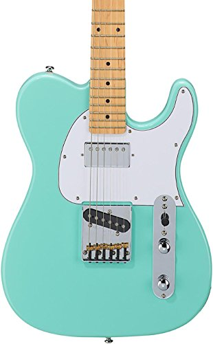 G&L Limited Edition Tribute ASAT Classic Bluesboy Electric Guitar Mint Green