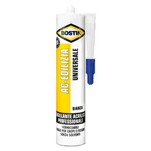 Sigillante acrilico AC-EDILIZIA BIANCO 300 ml - art. D2600