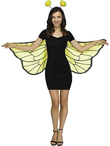 Women's Soft Bee Wings