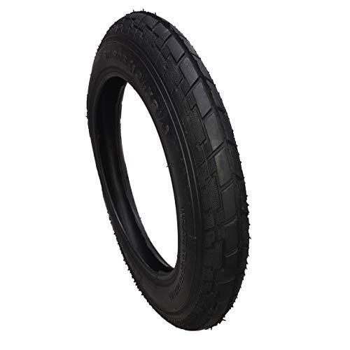 FISCHER 67009 Reifen Straߟe pannensicher, schwarz, 12 1/2x2 1/4 / Profil SRI97