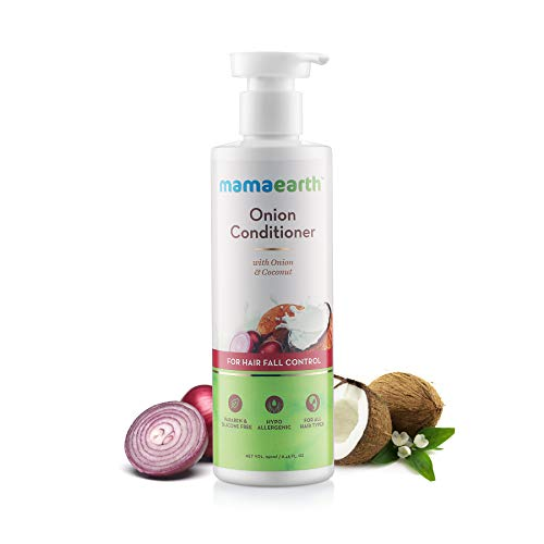 Best mamaearth onion hair oil
