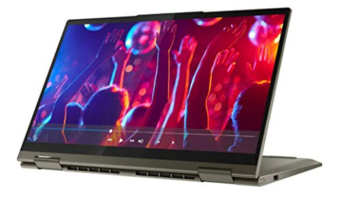 Lenovo - Yoga 7i 2-in-1 14インチ タッチスクリーンノートパソコン - Intel Evo Platform Core i5 - 12GB メモリ - 512GB ソリッドステートドライブ - 82BH0006US