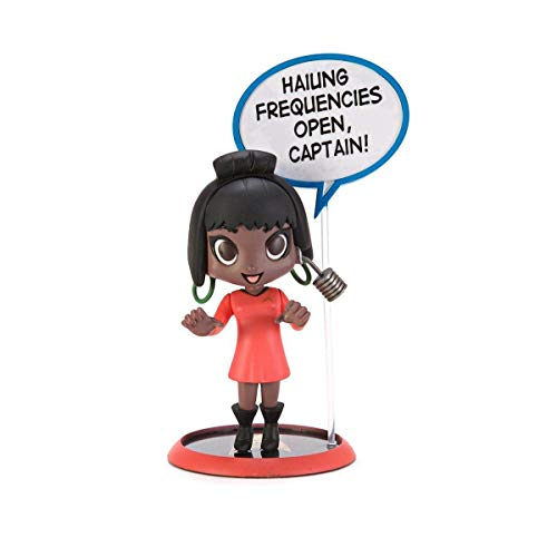 Star Trek Uhura Q-Pop Trekkies Figure