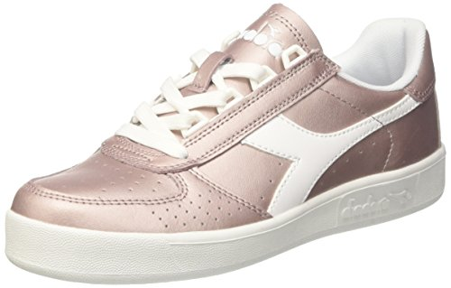 Diadora - Sneakers B.Elite L Metallic Wn per Donna (EU 36)