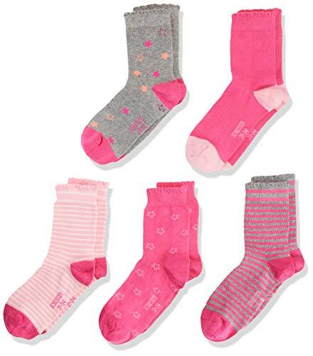 Schiesser Mädchen Socken - 5er Pack, Sortiert 5, 23-26