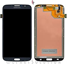 ePartSolution_Samsung Galaxy Mega 6.3 i527 i9200 i9205 LCD Touch Screen Digitizer Assembly Replacement Part USA Seller (Black)