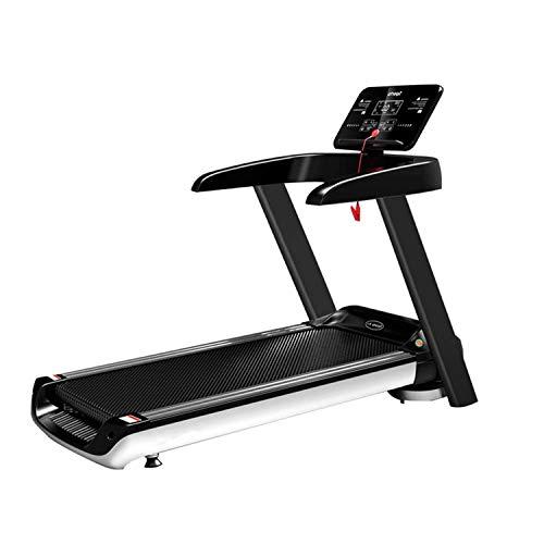 SZ-JSQC Folding Tapis roulant Manuale Walking Macchina motorizzata Macchina per Allenamento con Pendenza Digitale per The Home Gym-Fat Burning e Perdita di Peso Programmi Nero