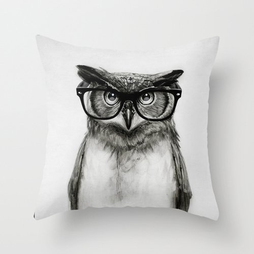 Bestseason Animal Throw Pillow Case 16 X 16 Inches / 40 By 40 Cm Best Choice For Home Theater,gril Friend,chair,kids Room,father With 2 Sides