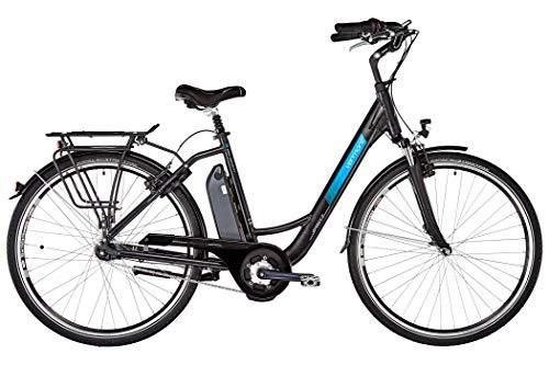 Vermont E-Jersey Black 2019 - Bicicleta eléctrica
