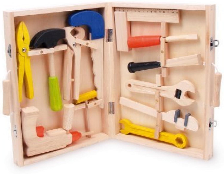 Legler  Lino  Toolbox Preschool Learning Toy by HSL