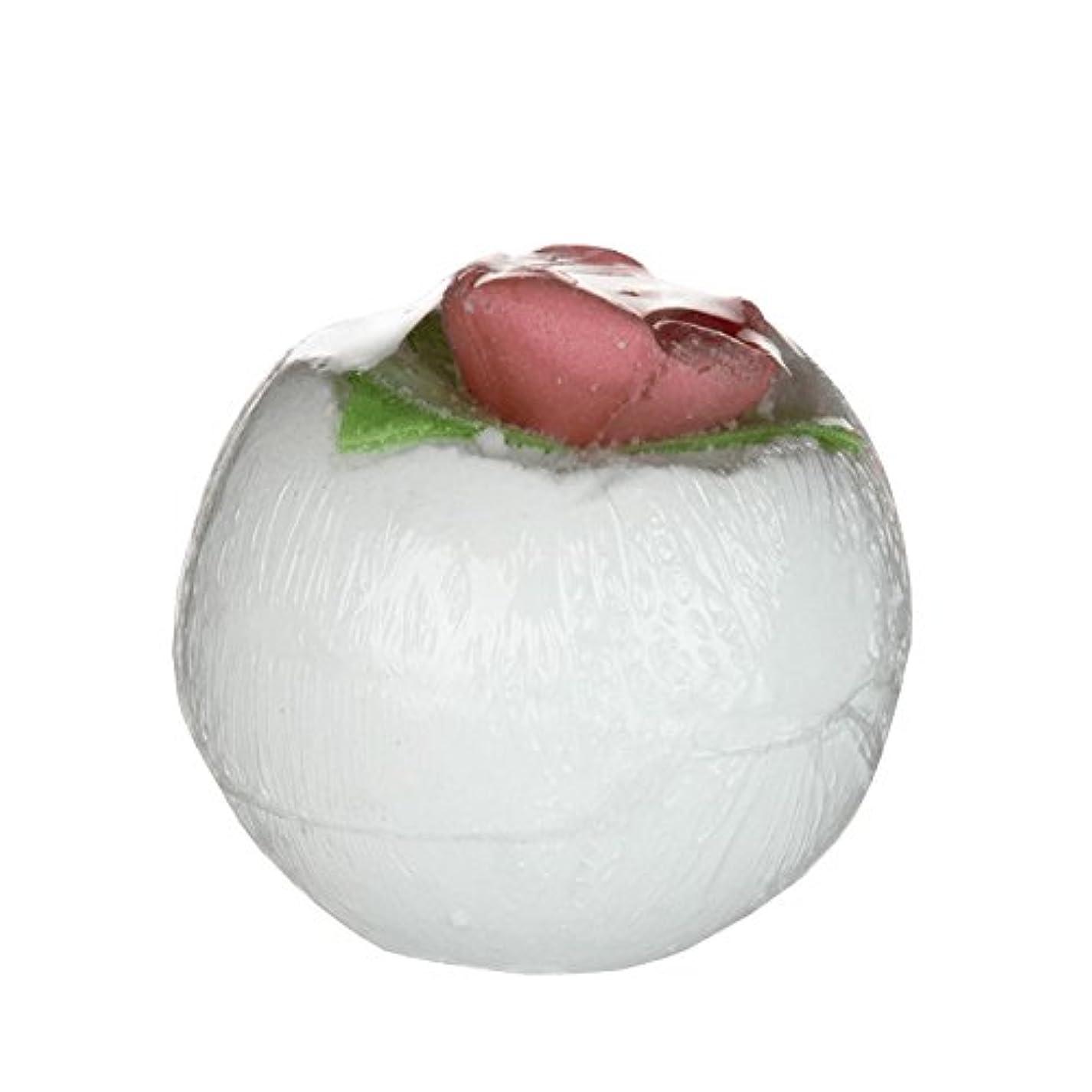 癒す情緒的寛容なTreetsバスボール最愛の花170グラム - Treets Bath Ball Darling Flower 170g (Treets) [並行輸入品]