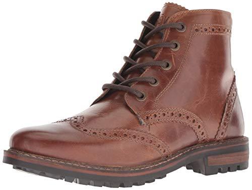 Crevo Men's Speak Easier Fashion Boot, Chestnut, 9.0 M US
