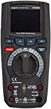 AmazonCommercial Heavy Duty 50000 Count Digital Multimeter, Color TFT LCD Display, True RMS, CATIV 600V