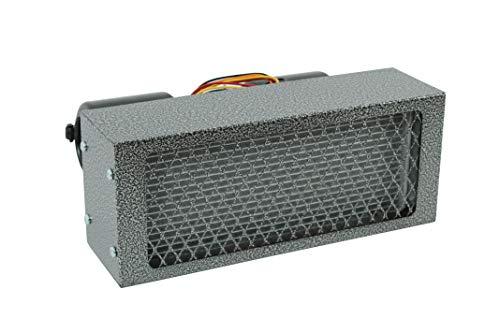 12 volt auxiliary heater - 5