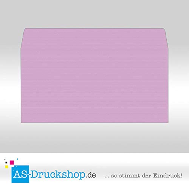 Briefumschlag KuGrün - - - Flieder - mit Seidenfutter Din Lang   100 Stück B0794WXVJG   Hohe Qualität  117ec2