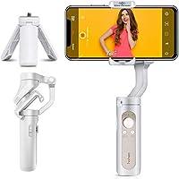 スマートフォン ジンバル ホーヘム iSteady X 折りたたみ式 3軸ジンブルスタビライザー ワンクリックインセプションとドリーゾーン iPhone 11 Pro 最大およびスマートフォンに対応 (わずか259G)。