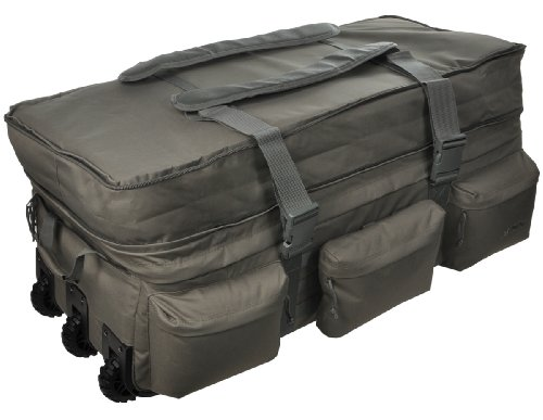 Big Sale Sandpiper of California Rolling Loadout Luggage X-Large Bag (Green, 15.5x37x17-Inch)