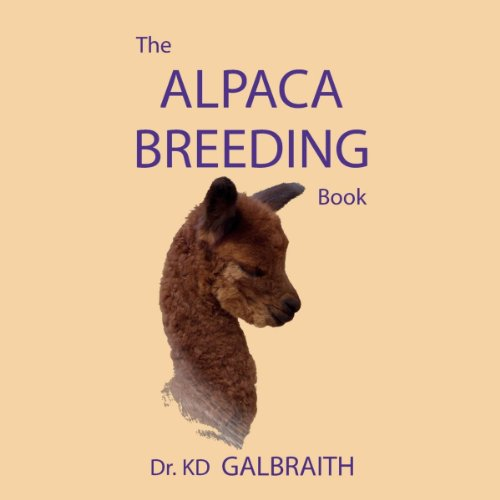 The Alpaca Breeding Book cover art