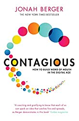 Cover of Contagious: Why Things Catch On by Jonah Berger