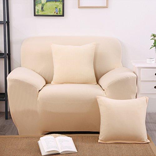 SM SunniMix Sofabezug Sofahusse Sesselbezug Sitzbezug Sesselüberwurf Stretchhusse für Einzel Sofa...