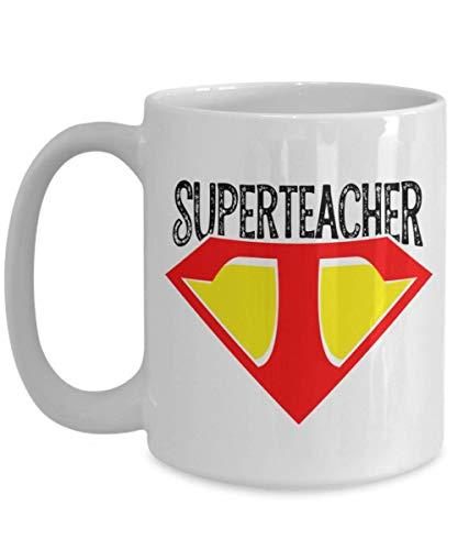 Taza té cerámica uso prolongado cher Supercher Mejor escuela cher Día de agradecimiento a cher Taza bebida café Regalo