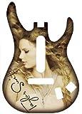 Guitar Hero 5: Band Hero Taylor Swift Guitar Faceplate Wii [Importación alemana]
