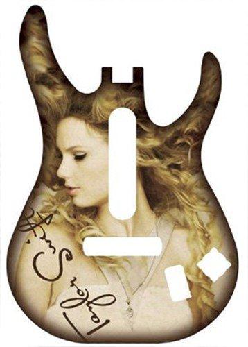Guitar Hero 5: Band Hero Taylor Swift Guitar Faceplate Wii
