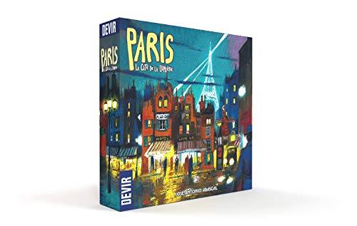 Devir- Paris: La Cité de la Lumière (BGPARSP)
