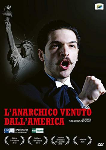 L'anarchico venuto dall'America ( DVD)