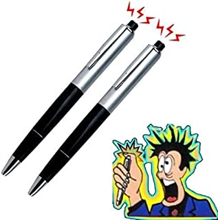 Laughing Smith Shock Pen Hilarious Electric Shocking Pen Prank and Game - Trick Your Friends and Family - Funny Prank Stuf...
