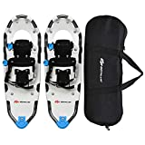 "Best Snowshoes - Goplus 21""/25""/30"" Snowshoes for Men and Women, Lightweight Review"