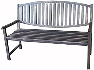 BACKYARD EXPRESSIONS PATIO · HOME · GARDEN 913693 Slatted Park Bench