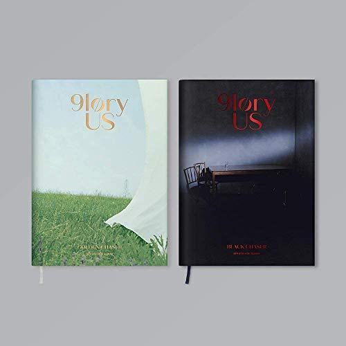 SF9 [9LORYUS] 8th Mini Album 2 VER SET 2 CD+2P POSTER+2 buch Band+2 Fotobuch+4 Karte+TRACKING CODE K-POP SEALED