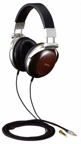 Denon AH-D5000 Reference Headphones (Discontinued by Manufacturer)