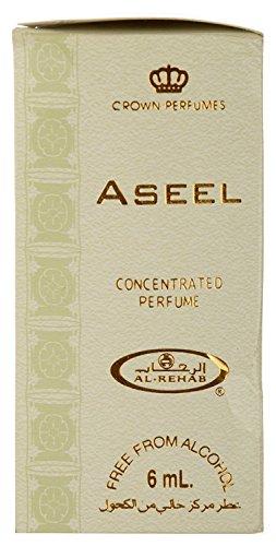 "AL-REHAB ""Aseel"" Attar, 6 ml"