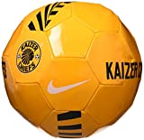 Nike KA Sports Football, Taxi/Black/White, 4