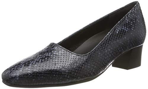 Gabor Damen Comfort Fashion Pumps, Blau (Ocean 86), 41 EU