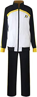 Halloween Men's Re:Zero Starting Life in Another World Cosplay Sport Suit Subaru Natsuki Costume Dress
